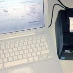 Impresión con Star TSP100